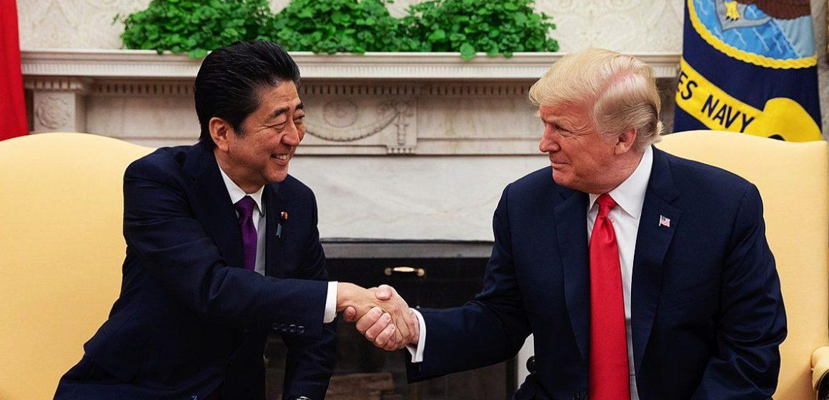 Acuerdo comercial emergente traerá a EE.UU. y Japón beneficio de 7,000 millones de dólares