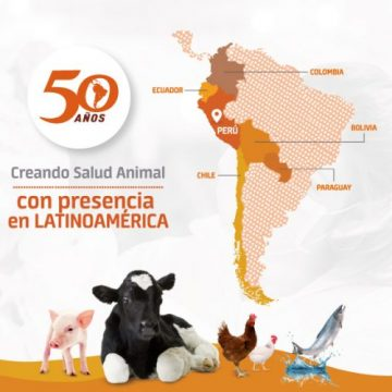 Veterquimica | 50 años creando Salud Animal
