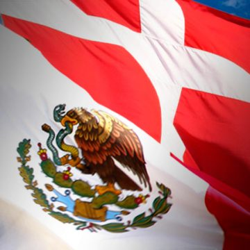 Acuerdo sanitario es firmado por México y Dinamarca