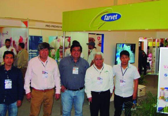 Farvet presente en la III Expo Porcina 2019 en Arequipa