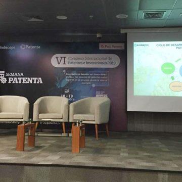 "MV Robert Tinoco disertó el ""Caso Biosanit"" en INDECOPI"
