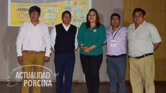 Sector porcino se reunió en X SEINPORC en Chincha