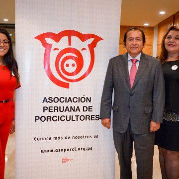 La Asociación Peruana de Porcicultores presentó el CIPORC 2020