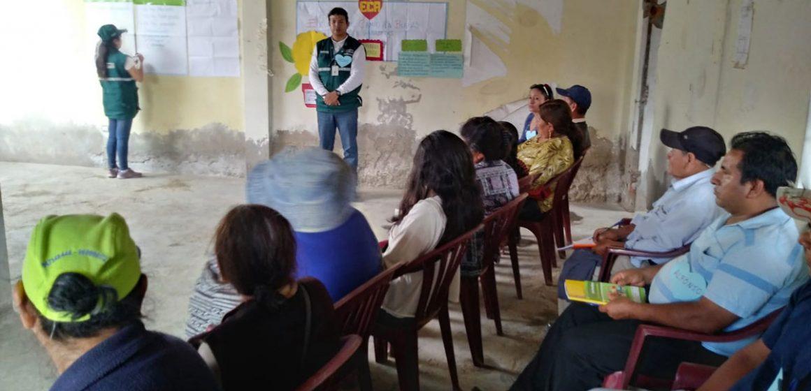 Minagri inicia talleres pro porcicultura en Ventanilla
