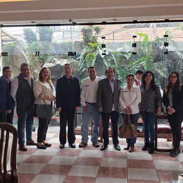 Autoridades chinas y sector porcino se reunieron en Lima para gestionar exportación de cerdo