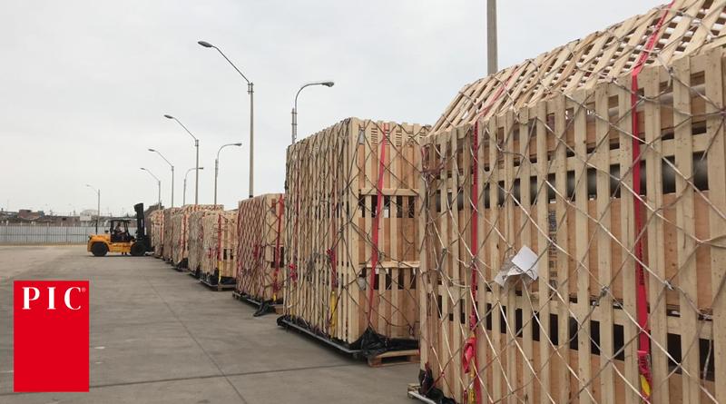PIC Perú realiza primera importación de reproductores del 2020
