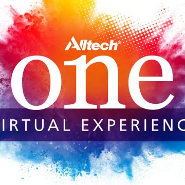 ONE: La Conferencia de Ideas de Alltech será una experiencia virtual en 2020