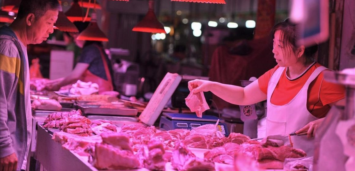 China: USDA estima que las importaciones de cerdo crecerán en un 57% durante el 2020