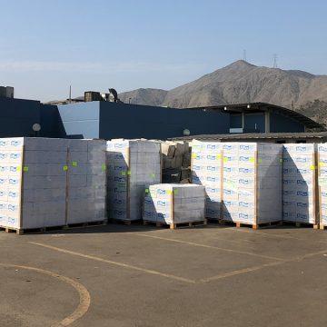 Agrovet Market atiende importante licitación durante estado de emergencia