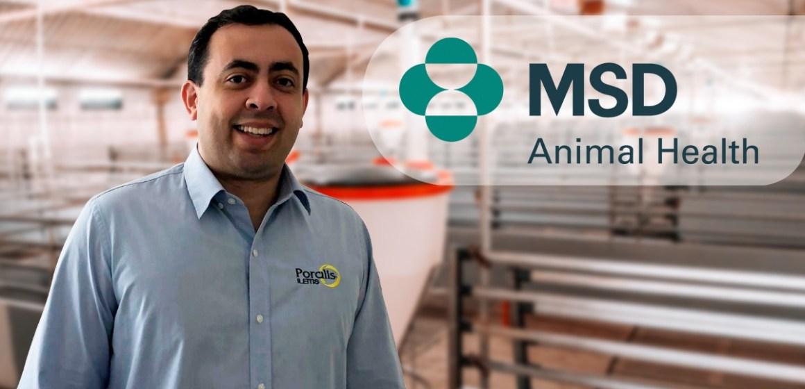MSD Animal Health presenta a su nuevo Gerente de Unidad de Negocios de Cerdos