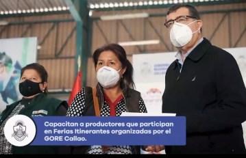Acreditan crianza con salubridad a productores del parque porcino de Ventanilla